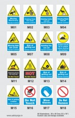 Workplace Safety Signs-1